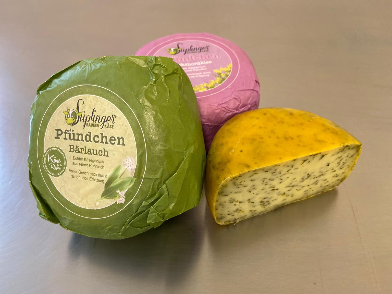 Süplinger Käse - Pfündchen